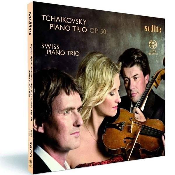 【停看聽音響唱片】【SACD】Tchaikovsky:Piano Trio in A minor, Op. 50