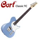 ★CORT★Classic TC-BIM 嚴選電吉他-金屬冰藍~