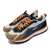 Puma 休閒鞋 Trailwolf 卡其 藍 男鞋 女鞋 運動鞋 【ACS】 37188907