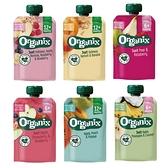 英國 Organix 歐佳 燕麥/水果纖泥 100g(6款可選)