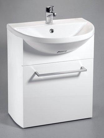 【麗室衛浴】ToTo LW945 面盆+浴櫃組 (55cm) 客戶升級寄賣