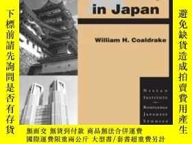 二手書博民逛書店Architecture罕見And Authority In JapanY255562 W. Coaldrak