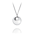 丹麥 Georg Jensen Jewellery Hidden Heart Pendant 23mm 暗戀之心 純銀項鍊『加贈 拭銀布兩份』小尺寸
