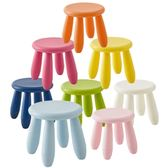 家用兒童凳塑料小凳子小板凳小圓凳幼兒園凳子地板凳子 IGO