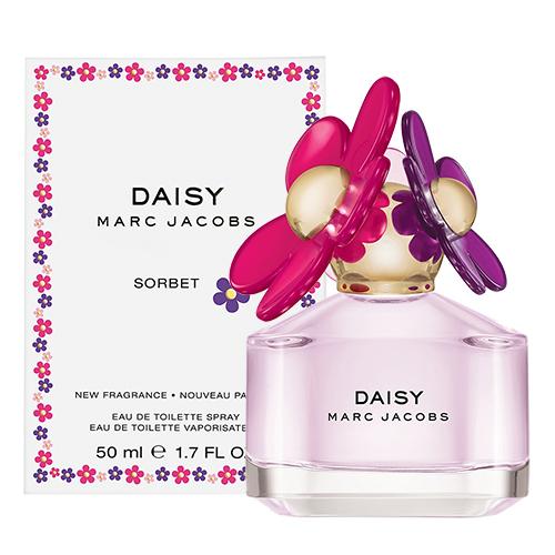 【Marc Jacobs】DAISY SORBET 繽紛小雛菊 女性淡香水 50ml