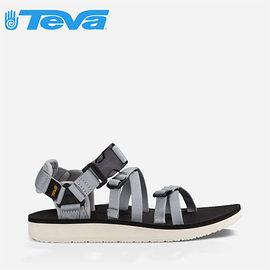 丹大戶外【TEVA】美國 女款 Alp Premier 經典設計織帶涼鞋 1015182 GCGR 冰河灰