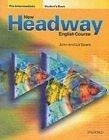 二手書博民逛書店《New Headway English Course Pre-