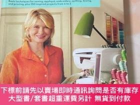 二手書博民逛書店Martha罕見Stewart s Encyclopedia of Sewing and Fabric Craft