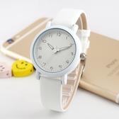 韓版可愛兒童手錶女孩男孩時尚潮流簡約小學生女童防水電子石英錶