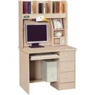 書桌 電腦桌 AT-233-5 白橡3尺電腦桌 (不含其它產品)  【大眾家居舘】