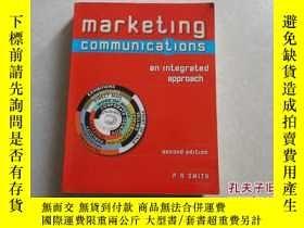 二手書博民逛書店Marketing罕見Communications: An In