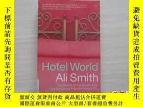 二手書博民逛書店Hotel罕見World Ali Smith 【465】Y109