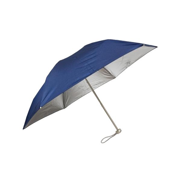 499 特價 雨傘 陽傘 萊登傘 抗UV 防曬 超細三折傘 日式骨架 防風抗斷 銀膠 Leighton (深藍)
