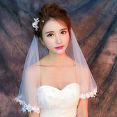 婚紗頭紗女新娘頭紗頭飾結婚禮