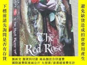 二手書博民逛書店英文原版罕見The Red Rose of Anjou. Jean PlaidyY7215 Jean Plai