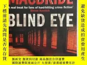 二手書博民逛書店36開英文原版罕見Blind EyeY281995 Stuart
