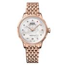 MIDO 美度 M0432073310900 花雨系列真鑽機械腕錶