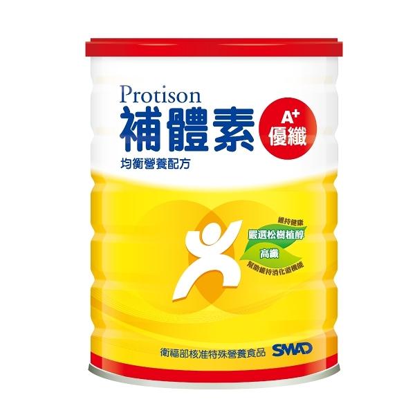 補體素 優纖A+ (900g/單罐) 營養品【杏一】