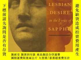 二手書博民逛書店【罕見】Lesbian Desire In The Lyrics