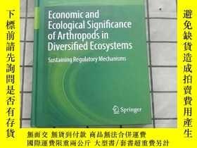 二手書博民逛書店Economic罕見and Ecological Significance of Ar... 進口原版 Y26