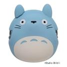 【震撼精品百貨】となりのトトロTotoro_龍貓/豆豆龍~龍貓TOTORO 矽膠零錢包(藍)