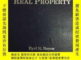 二手書博民逛書店Appraising罕見Real PropertyY244941