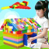 兒童塑料拼插子彈頭積木4-6歲幼兒寶寶益智拼裝男孩玩具1-2-3周歲 童趣潮品