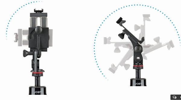JOBY GripTight PRO TelePod  直播攝影 延長桿 自拍棒 三腳架 【公司貨】JB50