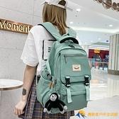 後背包女日韓版高中學生大容量雙肩包