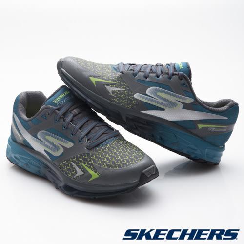 SKECHERS (男) 跑步系列 GO Run Forza - 54105CCBL