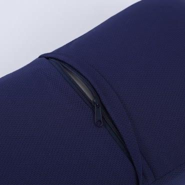 HOLA 高密度抗菌健康蝴蝶腰足雙用釋壓枕