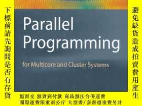二手書博民逛書店Parallel罕見Programming: For Multi