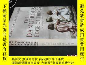 二手書博民逛書店THE罕見DANGEROUS EDGE OF THINGS(外國