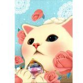 JETOY,Choo Choo 甜蜜貓第二代明信片_Heaven 《生活美學》