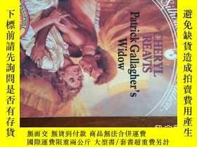 二手書博民逛書店Patrick罕見gallagher s widow 英文原版口