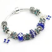 手鍊 串珠-琉璃飾品精美生日情人節禮物熱銷飾品72l110【時尚巴黎】