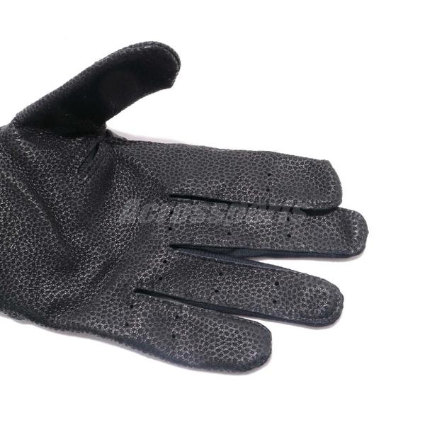 Nike 打擊手套 Alpha Huarache Pro Gloves 黑 灰 運動手套 棒球手套 魔鬼氈 【ACS】 N1000129-094