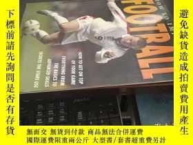 二手書博民逛書店HOW罕見TO IMPROVE A FOOTBALL(如何提高足球水平,大16開英文原版)Y10118