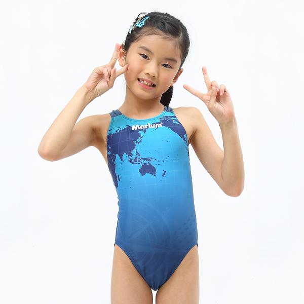 ≡MARIUM≡ 小女競賽型泳裝 MAR-A8018WJ