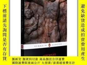 二手書博民逛書店Prometheus罕見Bound and Other Plays 英文原版 埃斯庫羅斯:被縛的普羅米修斯和其他戲