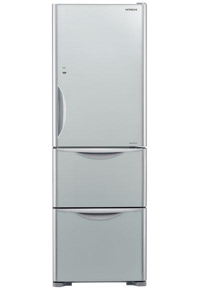 《日立 HITACHI》394公升 三門琉璃左開特仕版電冰箱 RG41BL(左開) GBW(琉璃棕)/GPW(琉璃白)/GS(琉璃瓷)