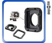 【3 件 88 折】GoPro Hero 3 保護殼 塑膠鏡頭圈83 0097