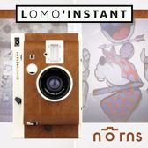 Norns 【Lomo'Instant 拍立得相機 棕色特別版】lomography 無限重曝 B快門 四色濾鏡 免運