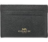 美國 COACH  黑色經典 高貴名片夾 $1190