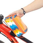 PUSH!自行車用品 加大碼自行車前置物袋 手機袋 上管袋 工具袋可裝5.7吋屏手機A60