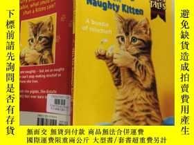 二手書博民逛書店nell罕見the naughty kitten 頑皮小貓內爾Y200392 不祥 不祥
