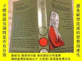 二手書博民逛書店The罕見Portable Voltaire伏爾泰著作精選,19