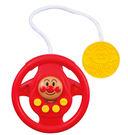 麵包超人 嬰幼兒體感感知 方向盤玩具 有聲音 10個月後寶寶都可