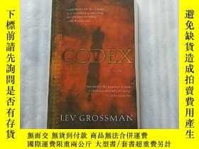 二手書博民逛書店CODEX罕見32開【內頁乾淨】Y10893 Lev Gross