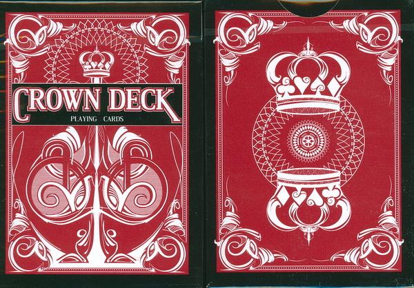 【USPCC 撲克】Red Crown Deck (紅皇冠) 撲克牌